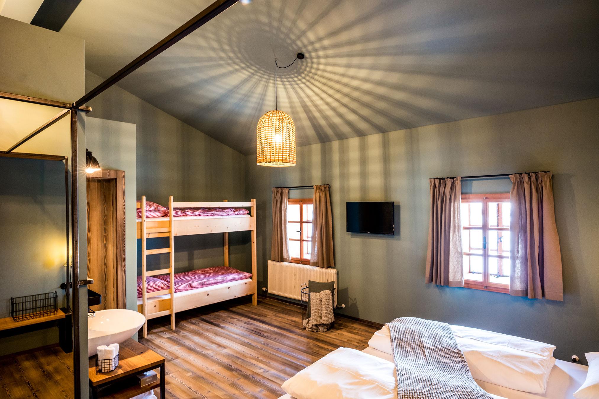 Zimmer Peakini Farmhaus Untertauern Lürzer
